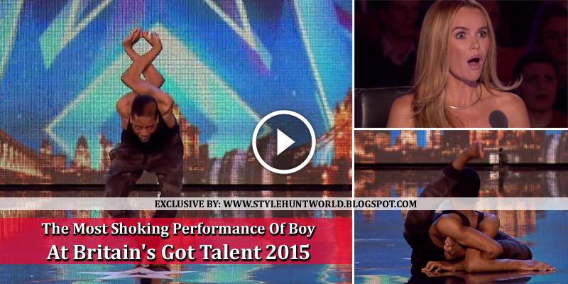 Britian S Got Talent Cat