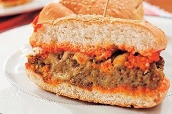 Mantarlı Burger Tarifi