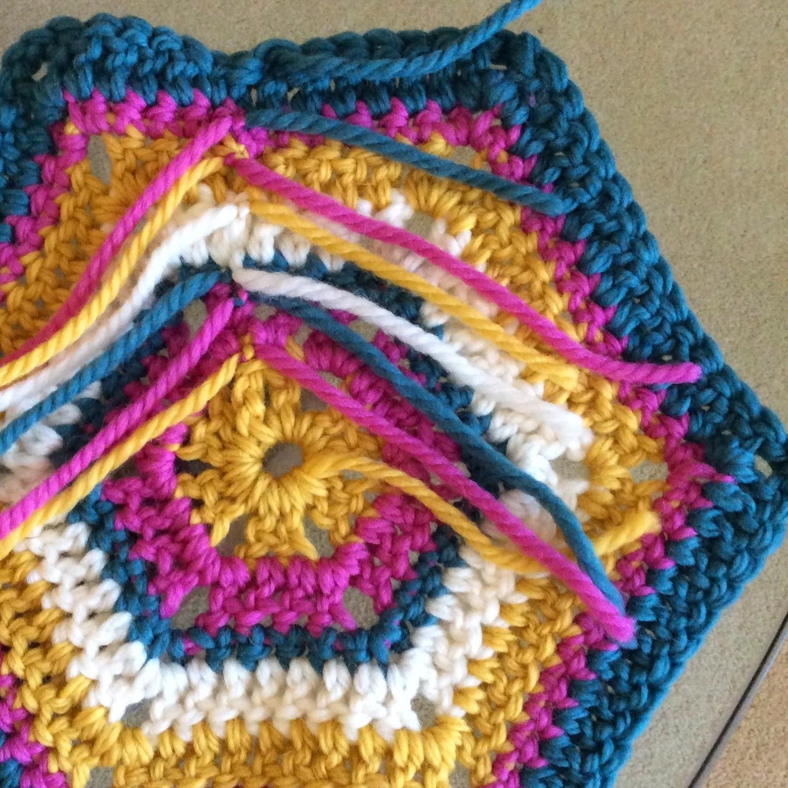 Understanding Crocheting : Understanding Crochet with the Rowan Spring Crochet Along! Life ...