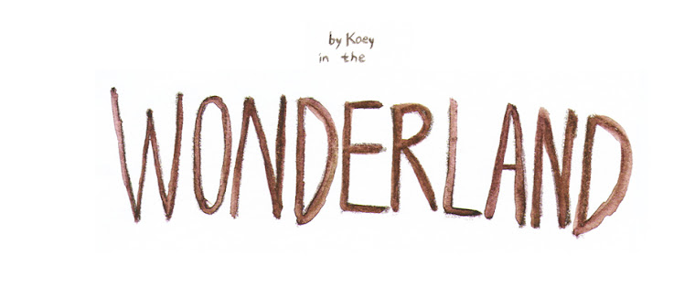 ::in the Wonderland::