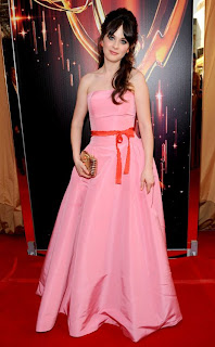 Zooey Deschanel, 2012 Emmy Nominations, Top 5 Women