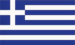 Gambar Bendera Negara Yunani