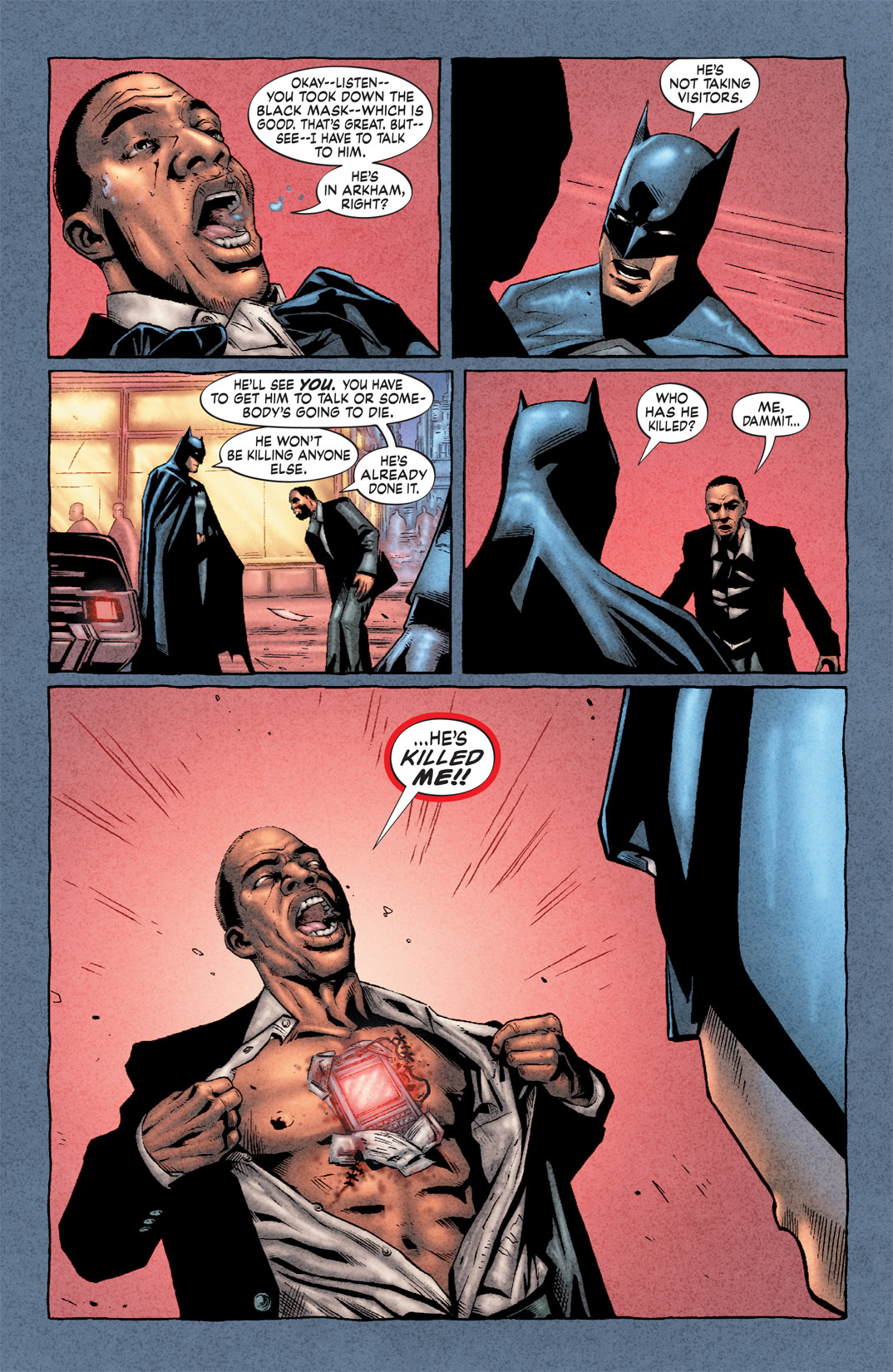 Detective Comics (1937) Issue #864 Page 10