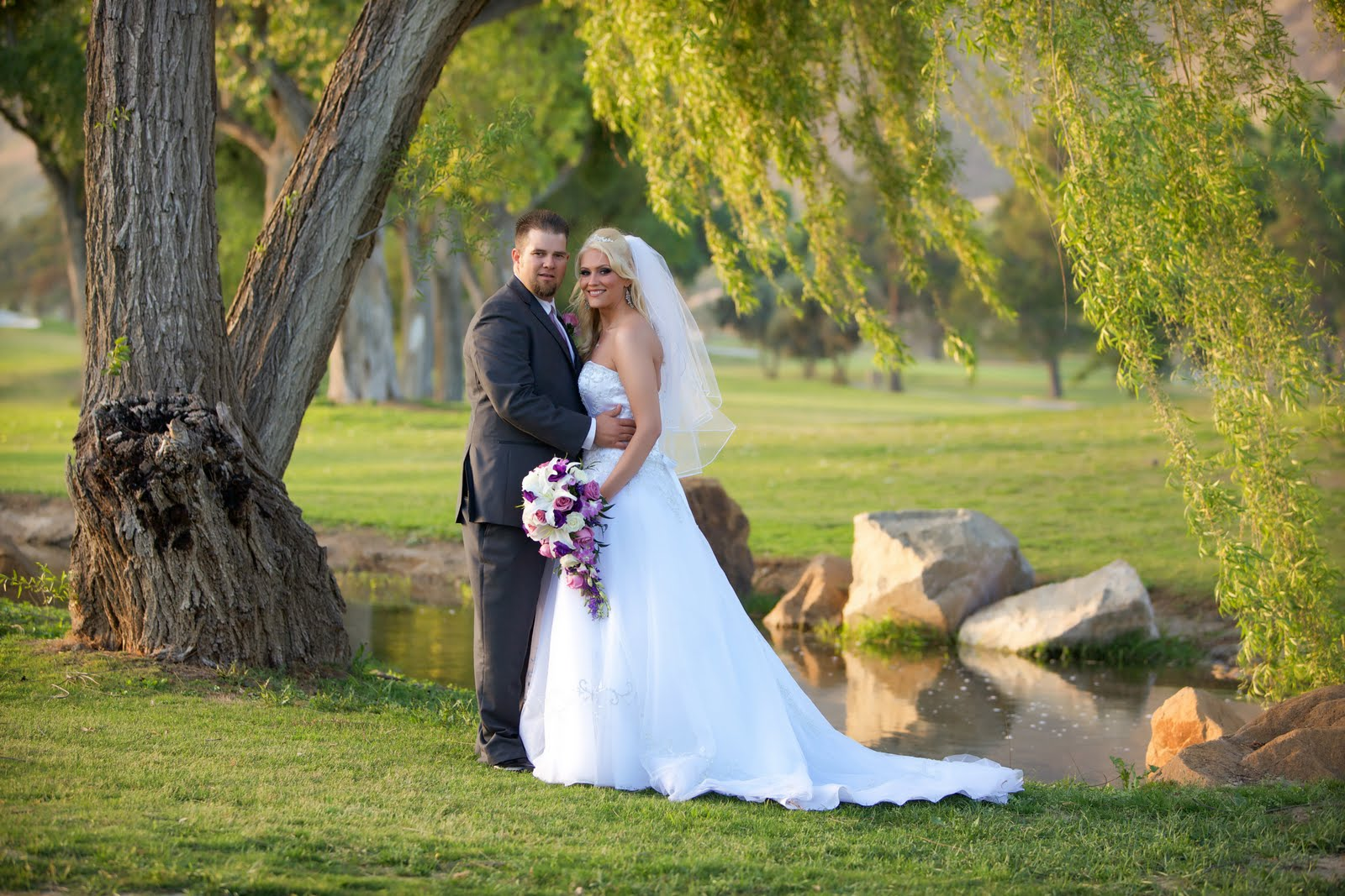 Tera Kevin S Wedding The Country Club At Soboba Springs