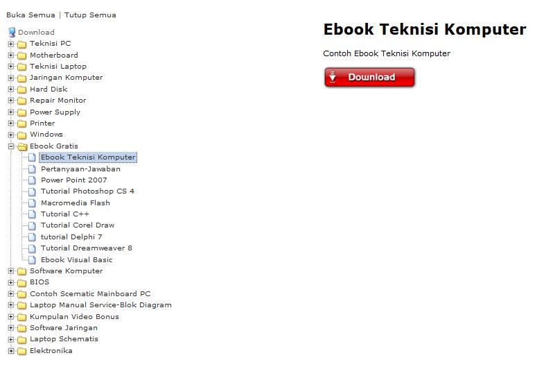 Kumpulan Ebook Jaringan Komputer Pdf - Kedai