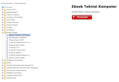 download ebook teknisi komputer