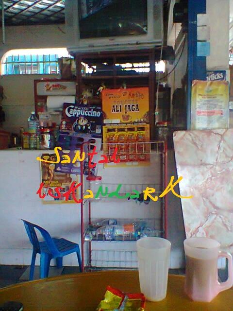 Santai-iskandarX-Sarapan-Bersama-iskandarX-Sarapan-pagi-nie-dengan-roti-bakar-Haji-Kassim-iskandarx.blogspot.com