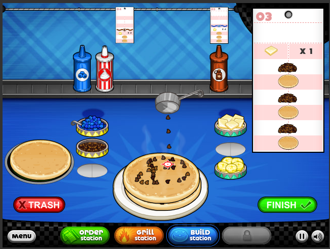 Play Pancakeria