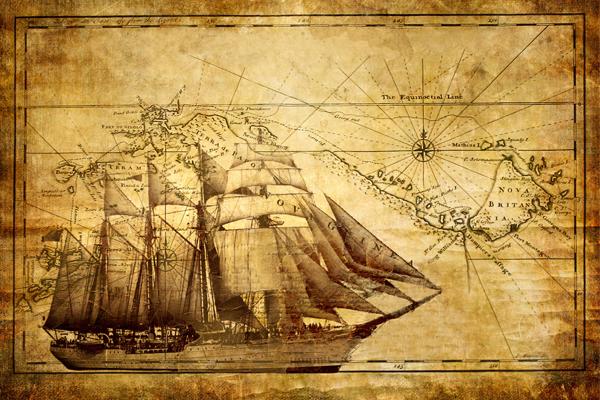 Mapa de la Cueva Pirata