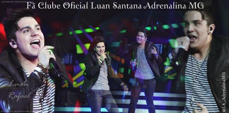Fã Clube Luan Santana Adrenalina MG