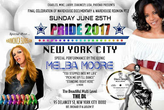 PRIDE PARTY NYC - Sunday June 25th 2017