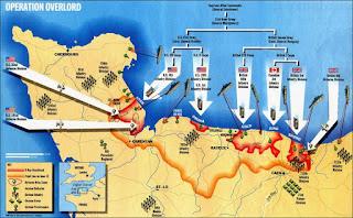d day invasion map  Nicholas Stix, Uncensored Help