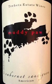 Muddy Paws Cabernet Sauvignon