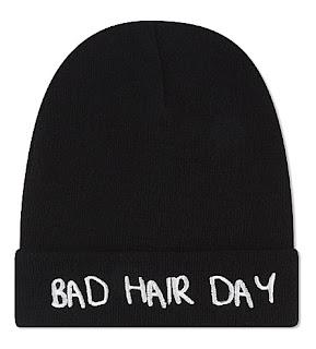 Black beanie Bad Hair Day at Selfridges & Co