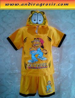 Setelan Garfield 4-8