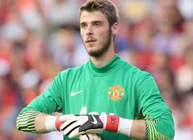 De Gea Manchester United Goalkeeper