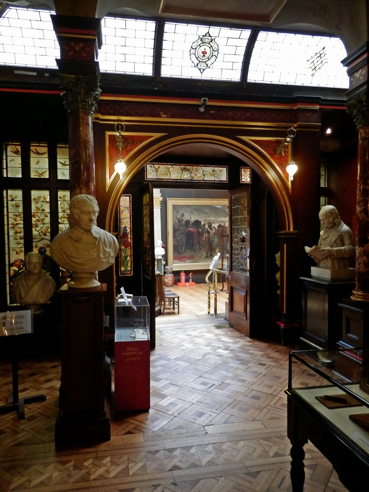 Russell-Cotes art gallery and museum, Bournemouth