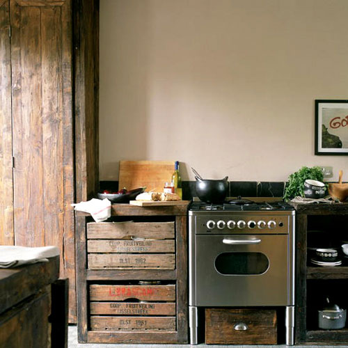 Color Outside The Lines: Kitchen Inspiration Month: Day 26