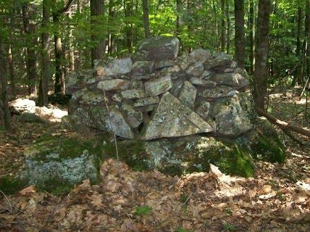 PROJECT HATCHET   Rock Piles of  Northeast  Connecticut