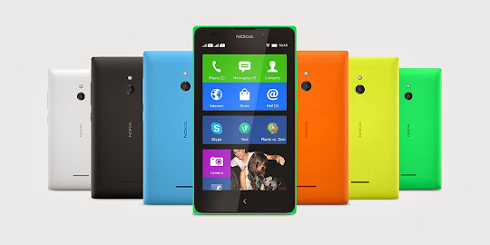 Nokia X: First Android Smartphones of Nokia