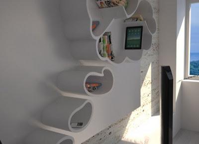estante de diseño