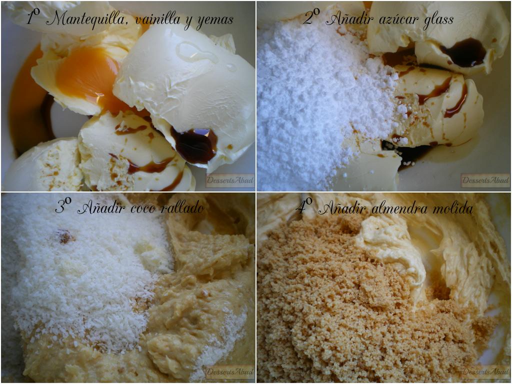 Ma'amoul (elaboración de la masa)