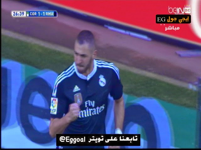 اهداف مباراة ريال مدريد و قرطبة 2-1 السبت 24-1-2015  cordoba vs real madrid goals
