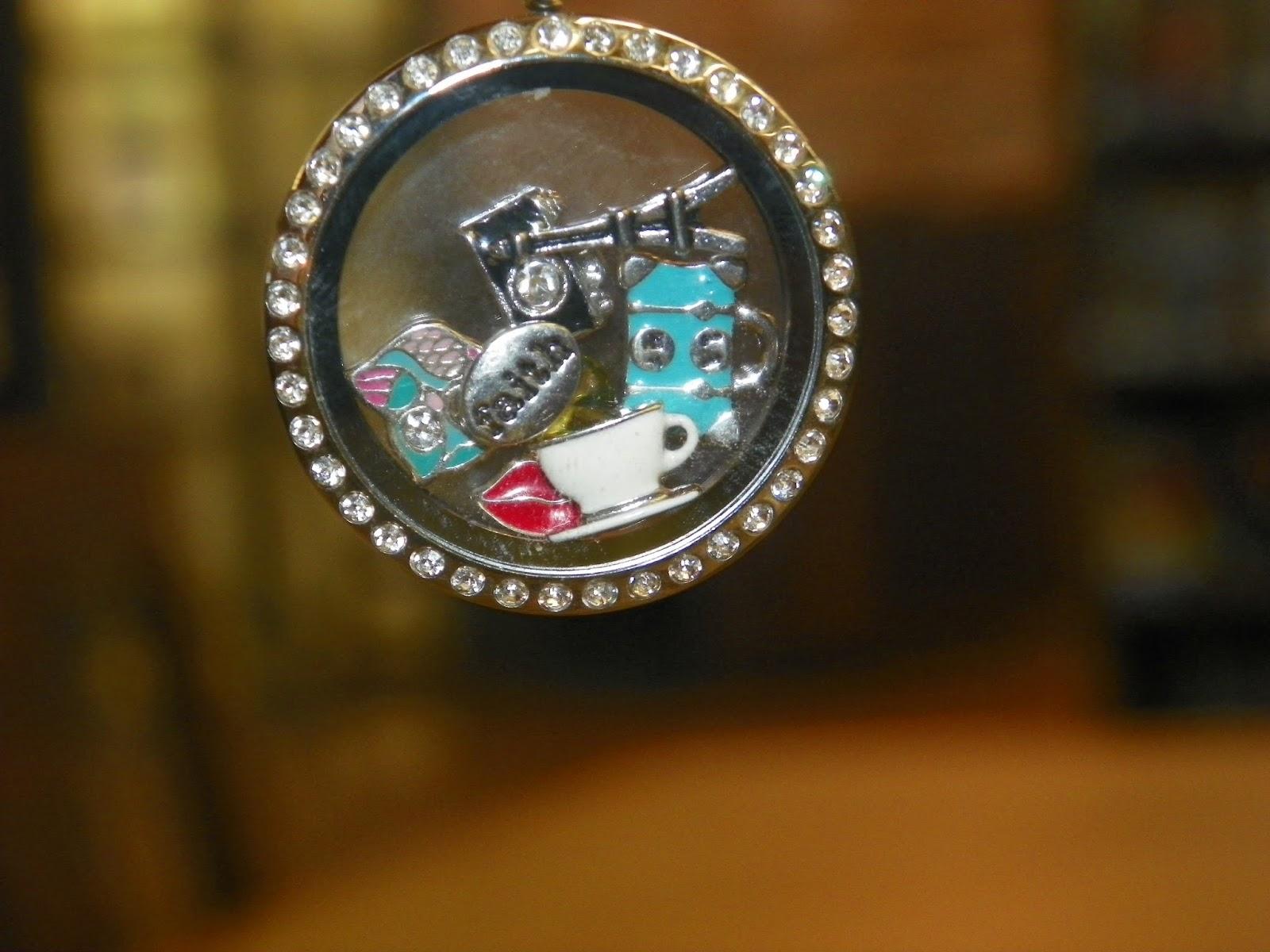 Rachel's Blog : Origami Owl Jewelry - Vision Board - photo#33