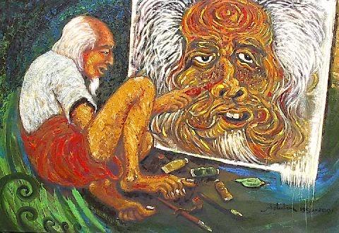 Biografi affandi sang maestro ekspresionisme