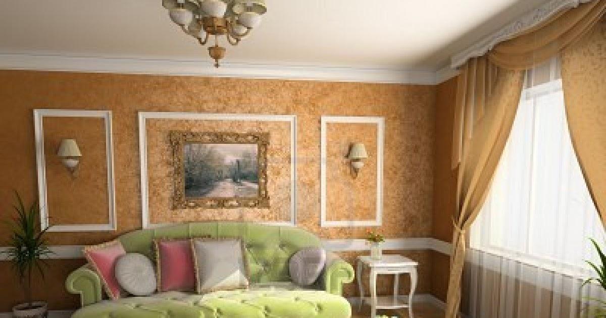 Huis interieur klassiek interieur - Huis exterieur model ...