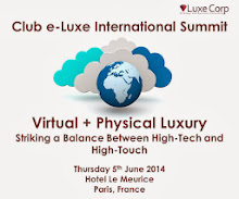 Club e-Luxe International Summit 2014