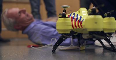 Ambulance Drone di Alec Momont