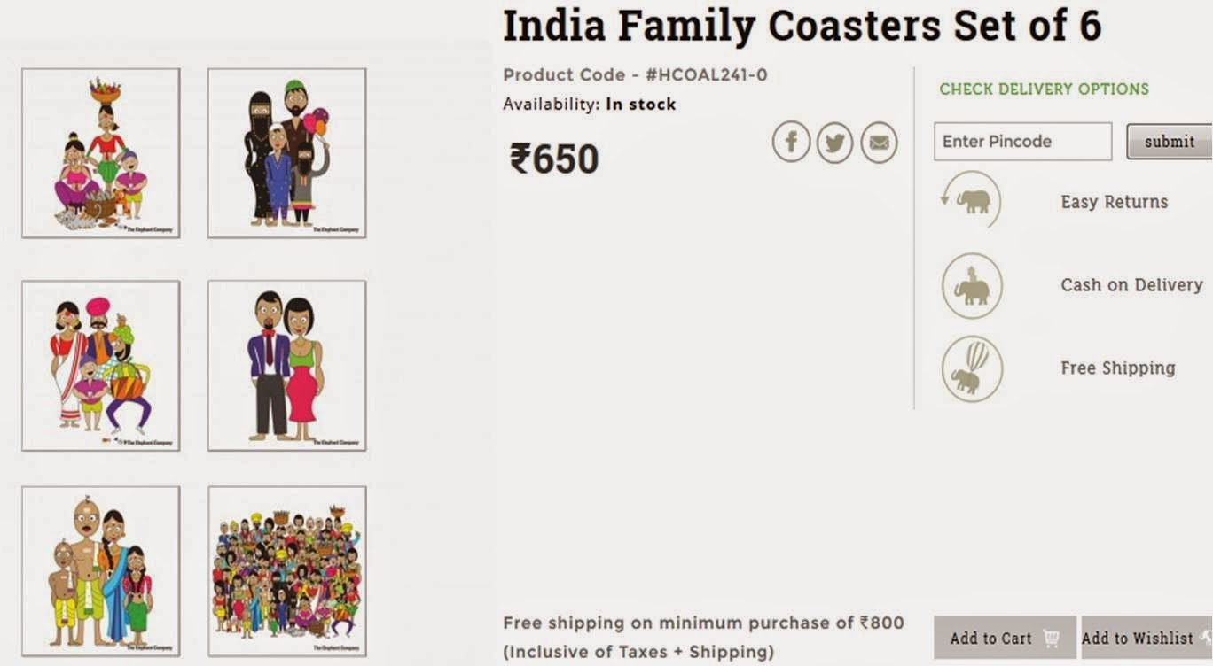 http://www.theelephantcompany.com/collections-65/india-family/indian-family-coasters-set-of-6.html