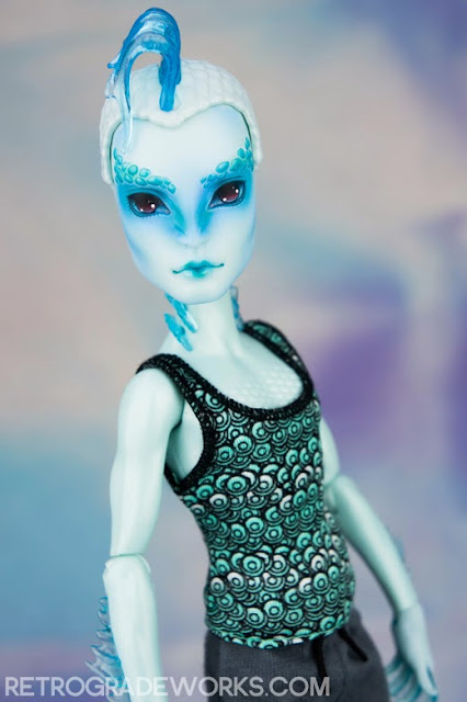 monster high repaint gil webber