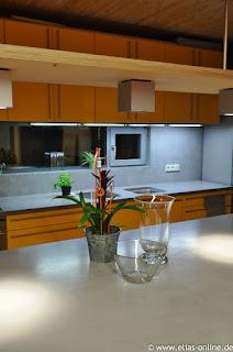 Beton Cire Küche