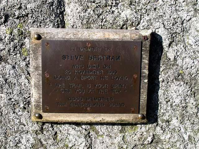 memorial on the Schil