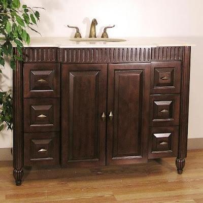 Muebles de ba o cl sicos o tradicionales ba os y muebles - Muebles bano clasicos ...