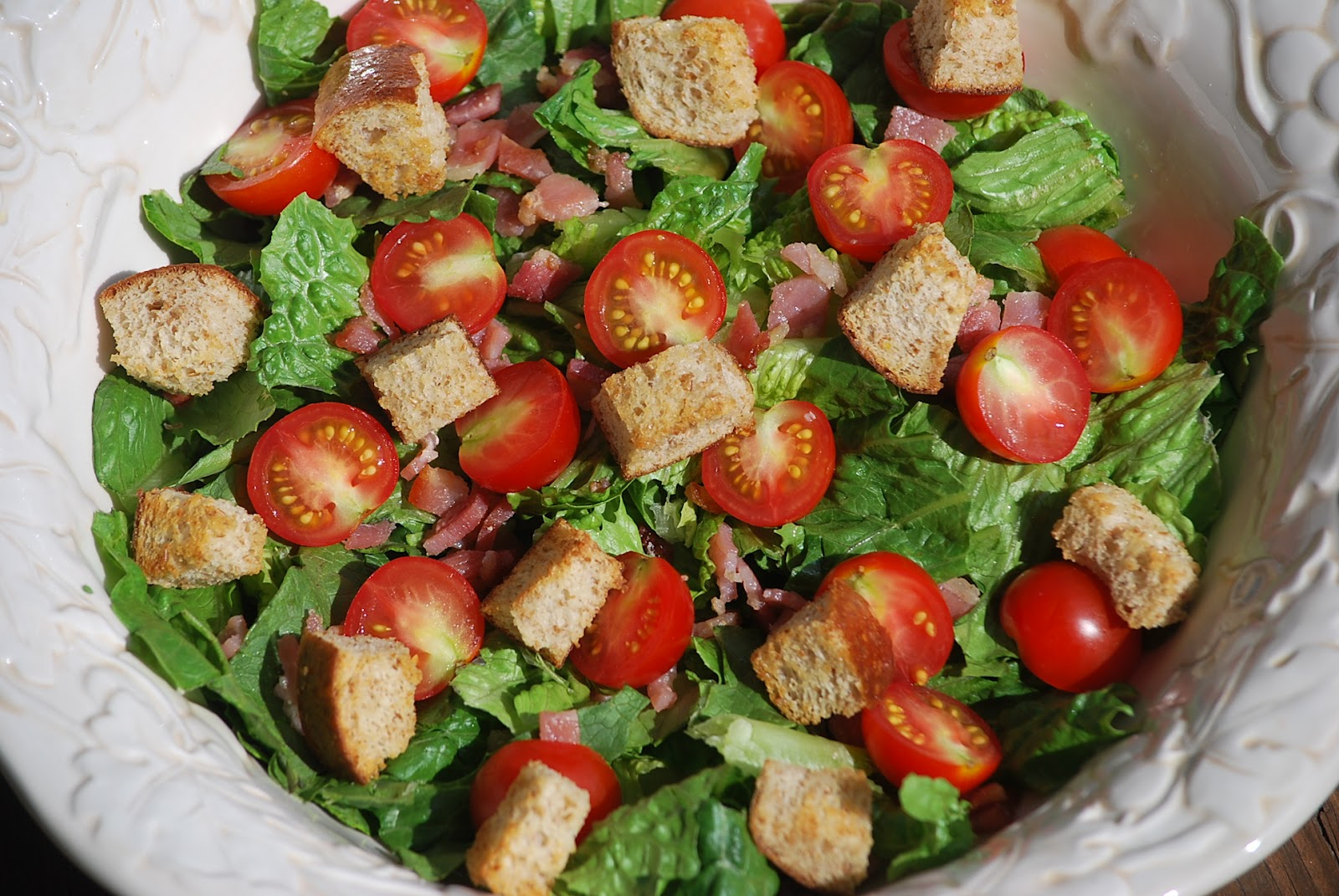 My story in recipes: BLT Salad