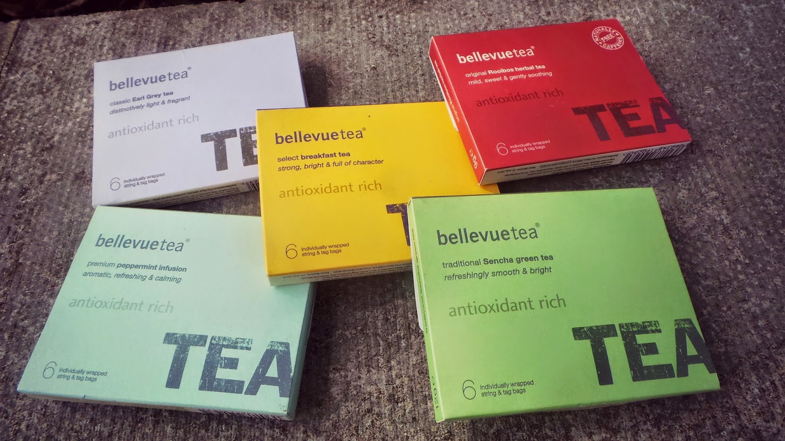 tea tasters
