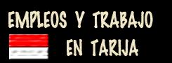 Empleos y Trabajo en Tarija