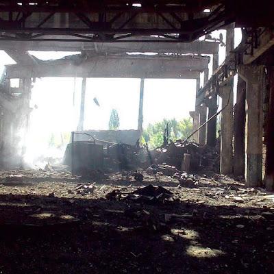 По итогам ответного удара, были уничтожены база и склады боевиков в Стыле и Петровском