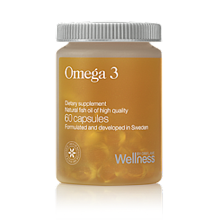 omega 3 para as frieiras