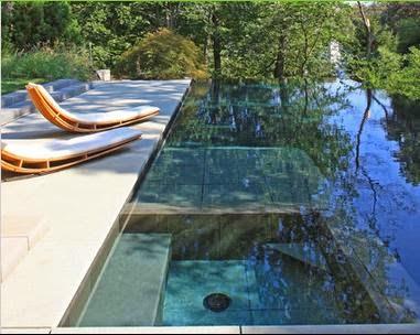 Fotos de piscinas pintura piscinas casas for Pintura para piscinas
