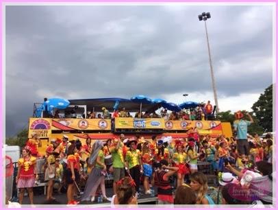 Carnaval de rua no Rio