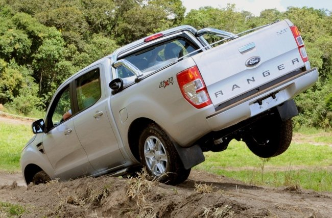 automovel Ford Ranger 2013 Cabine Dupla