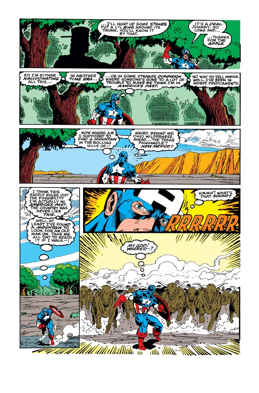 Captain America (1968) Issue #383 #316 - English 8