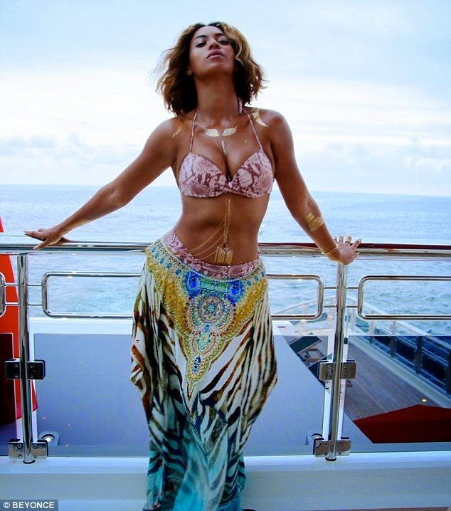 sexiest pics of Beyonce