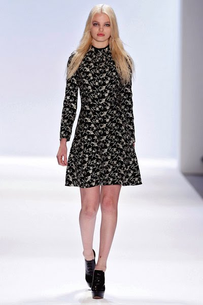 Jill Stuart fall winter 2012