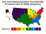Fair and Representative Presidential Primaries Act (2009) Plan