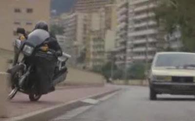 '007- Nunca mais outra vez' (1983) Moto: Yamaha XJ650 Turbo Seca